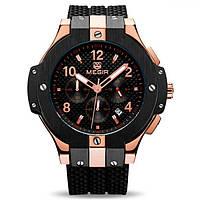Мужские часы Megir 10570 Black