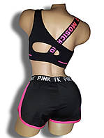 "Набір для PoleDance: ""Pink-Mosichino"" (M/L), фото 1"