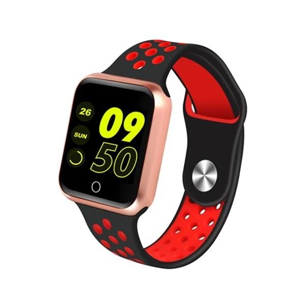 Смарт часы Smart Watch ZGPAX S-226 Fitness Красный (SWF1565660X5FR6G)