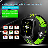 Смарт часы Smart Watch ZGPAX S-226 Fitness Красный (SWF1565660X5FR6G), фото 2