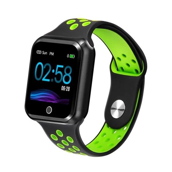 Смарт часы Smart Watch ZGPAX S-226 Fitness Зеленый (SWF10X899JH55FBG)