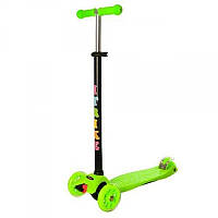 Детский самокат i-Trike Maxi Зеленый (969-04)