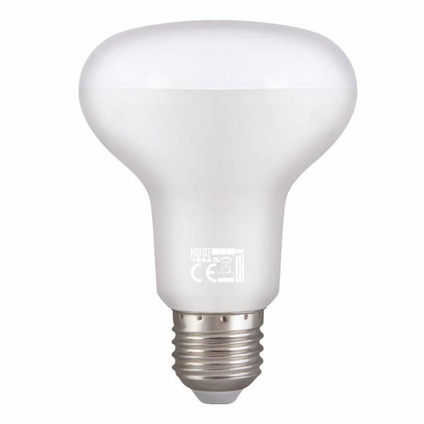Світлодіодна лампа REFLED-12 12W E27 4200К R80 (001-042-0012)