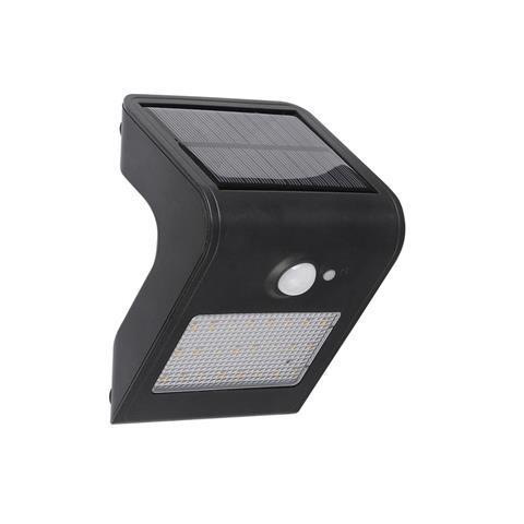 Светильник садово-парковый на солнечной батарее Horoz Electric Sirius-1 с датчиком движения (078-012-0001)