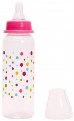 Бутылочка для кормления (розовый) Pk 054*/S
