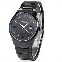 Мужские часы Curren 8106 Black (3117-8675)
