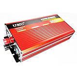 Преобразователь UKC 3000W 12V авто инвертор AC/DC, фото 3