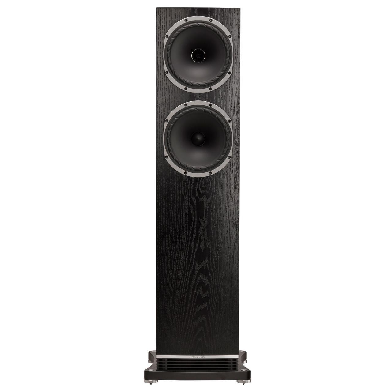 Акустические системы Fyne Audio F502 Black Oak
