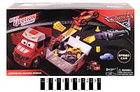 Грузовик-запуск Toysi Тачки Красный (TOY-48314) КОД: TOY-48314
