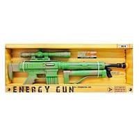 Оружие музыкальное Toysi M4 Зеленое  КОД: TOY-57691