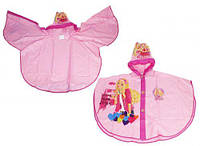 Дождевик с капюшоном Toysi M-L Принцессы (TOY-36757) КОД: TOY-36757