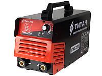 Сварочный инвертор Титан ПИС-250 ампер