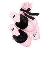 Тапочки домашние Victoria's Secret (Виктория Сикрет), оригинал США