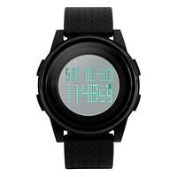 Часы наручные  Skmei 1206 Черный (KD-06020S162)