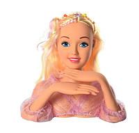 Кукла Defa 8415 манекен для причёсок HN