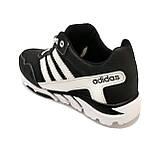 Кросівки чоловічі Adidas шкіра, фото 3