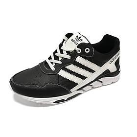 Кросовки мужские Adidas кожа