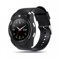 Смарт-часы Smart Watch V8 Original Black (hub_OdSA22159), фото 1