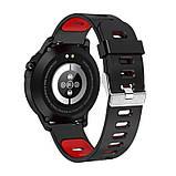 Умные часы-браслет Smart watch band bracelet L8s Red (SB0001L8R), фото 3