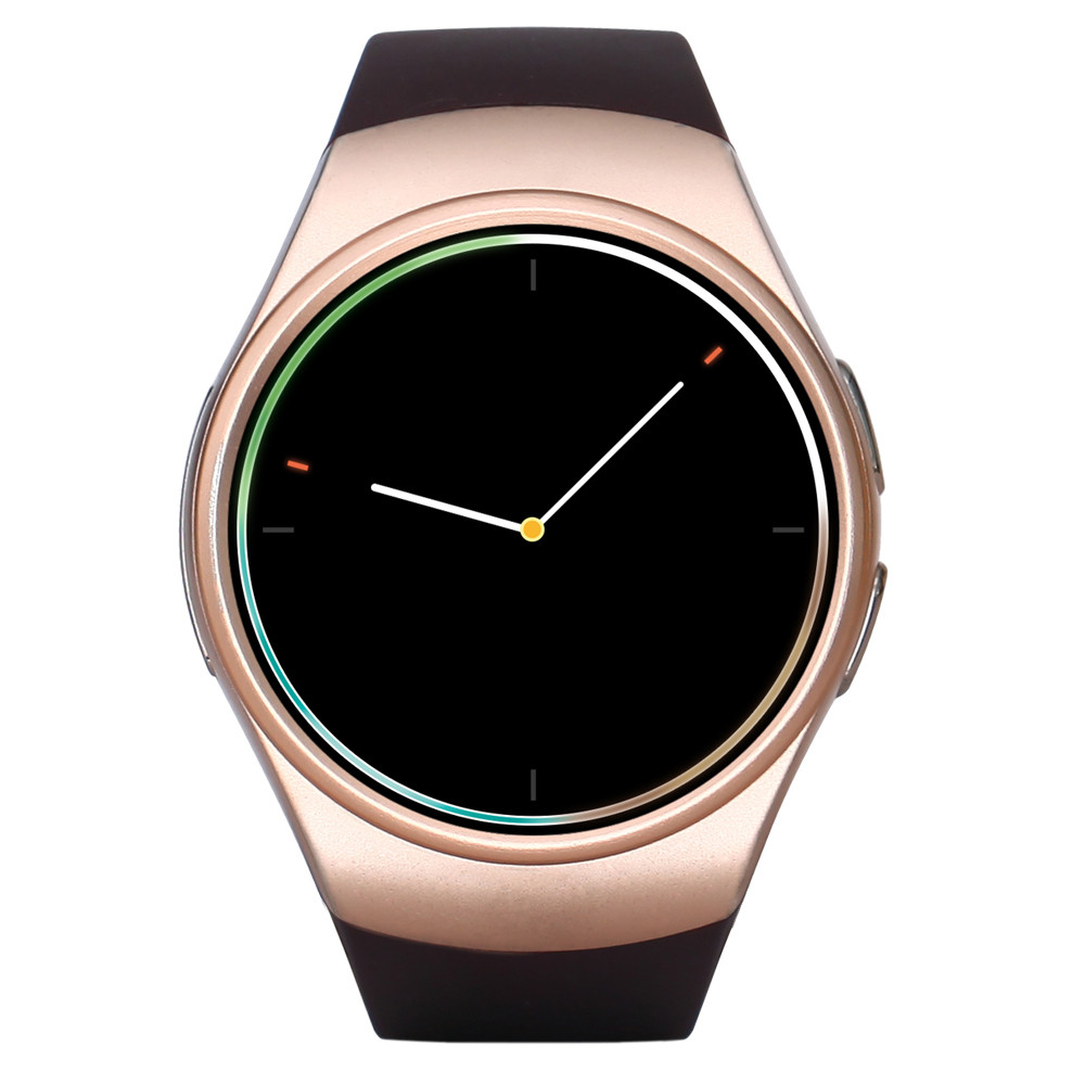 Умные часы King Wear KW18 с поддержкой SIM-карты Золотой (swkingwkw18gol)