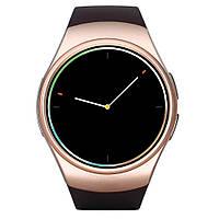 Умные часы King Wear KW18 с поддержкой SIM-карты Золотой (swkingwkw18gol), фото 1