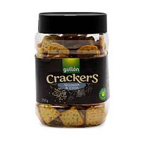 Печенье крекер с киноа и чиа Crackers quinoa&chia 250g Gullon Испания