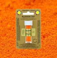 Сухой краситель Sugarflair Мандариновый Tangerine, 7мл