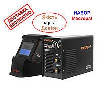 СВАРОЧНЫЙ ИНВЕРТОР ДНІПРО-М SAB 258N + маска Хамелеон Дніпро-М WM-39ВС! Отличная цена!