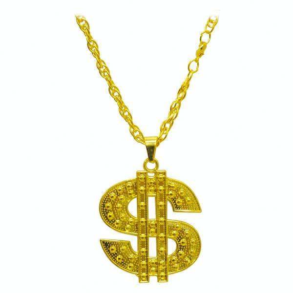 """Hip-hop (хип-хоп) кулон """"$"""""""