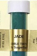 Сухой краситель Sugarflair Нефритовый Jade, 7мл