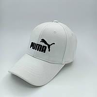 Бейсболка Puma 56-58 Белый (0000057)