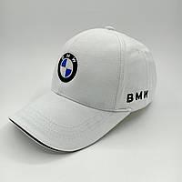 Бейсболка BMW 56-58 Белый (0000082)