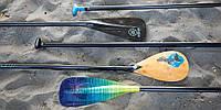 Як вибрати весла для SUP дошки ?