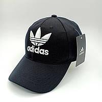 Бейсболка Adidas 56-58 Черная (0000121)
