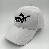 Бейсболка Puma 56-58 Белая (0000128)