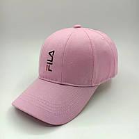Бейсболка Fila 56-58 Розовая (0000157)