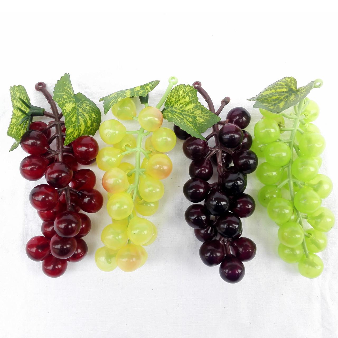 Виноградная гроздь  искусственная 12 см