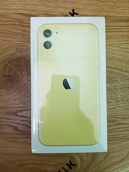 Apple Iphone 11 128Gb Yellow (A2111) NEW ОРИГИНАЛ