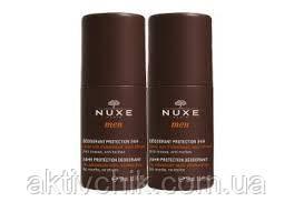 Набор NUXE Men шариковые дезодоранты 2 шт