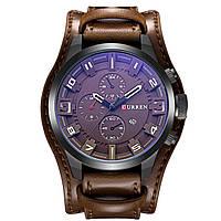 Часы мужские CURREN 8225 Коричневый (3115-8729)