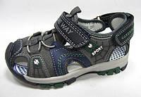 Летние босоножки,сандали для мальчика  тм Сказка, Weestep размер 26,30,31