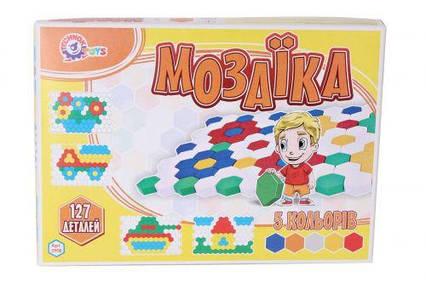 Мозаика (127 элементов) 0908
