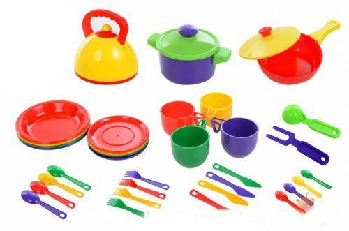 Набор посуды, 33 предмета 1023