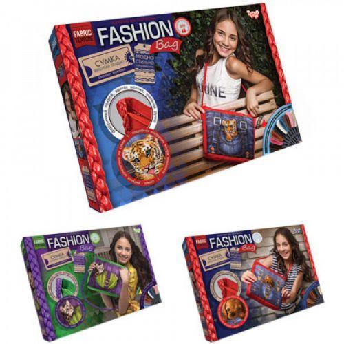 """Вышивка гладью """"Fashion Bag"""" FBG-01-03"""