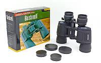 Бинокль BUSHNELL zoom 10-20х40 TY-1912 (пластик, стекло, PVC-чехол, черный)
