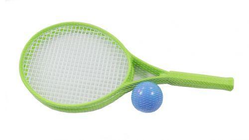 Детский набор для игры в теннис ТехноК (зеленый) 2957