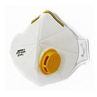 Защитная противовирусная маска-респиратор МИКРОН К FFP2 (106264), фото 1