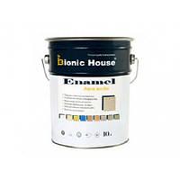 Эмаль для дерева Aqua Enamel Bionic House акриловая Фисташка