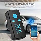 Беспроводной адаптер Bluetooth-приемник X6, фото 6
