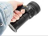 Фонарик ручной аккумуляторный BL-801, фото 9